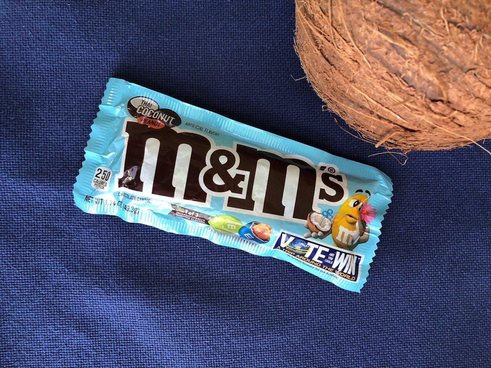 m&m - Thai Coconut Peanut Packung