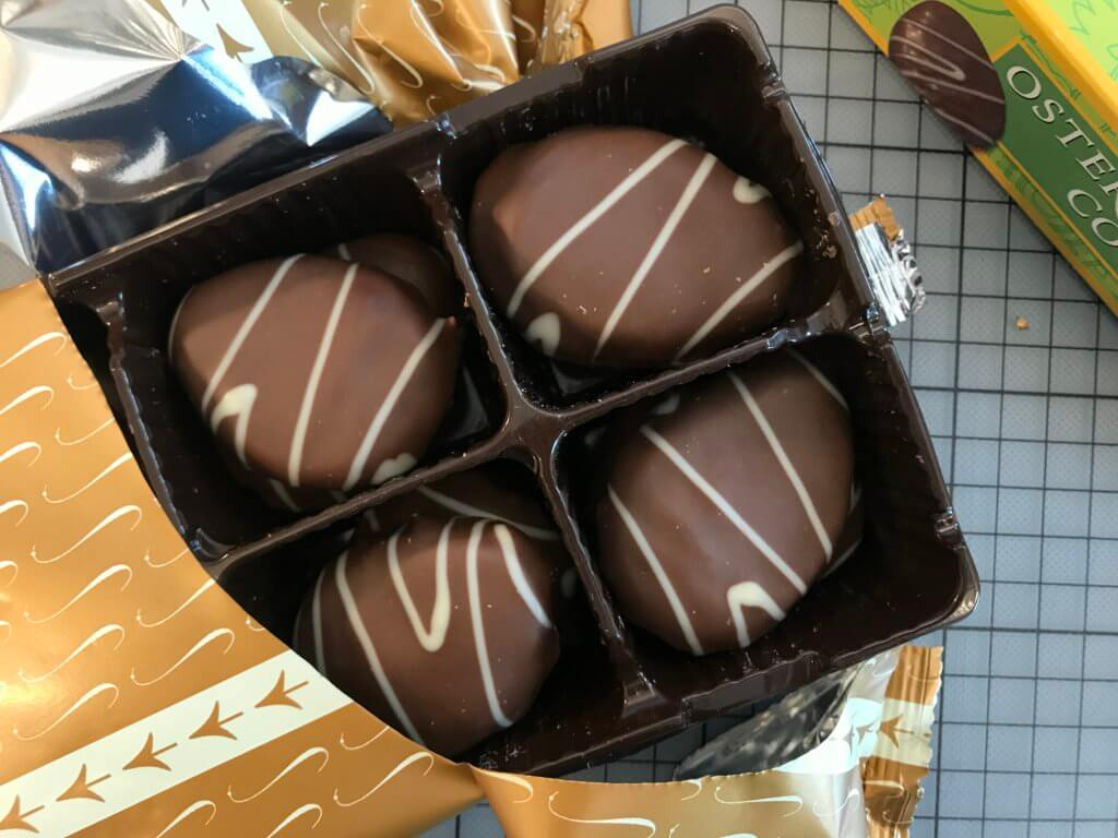 Lebkuchen Schmidt – Osterkonfekt Cocos