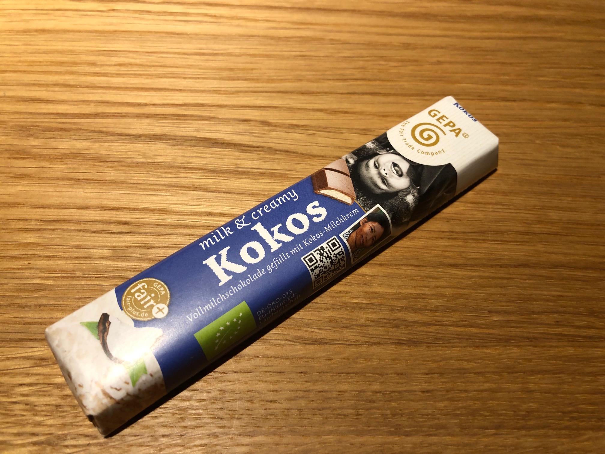 GEPA Milk & Creamy Kokos Freisteller