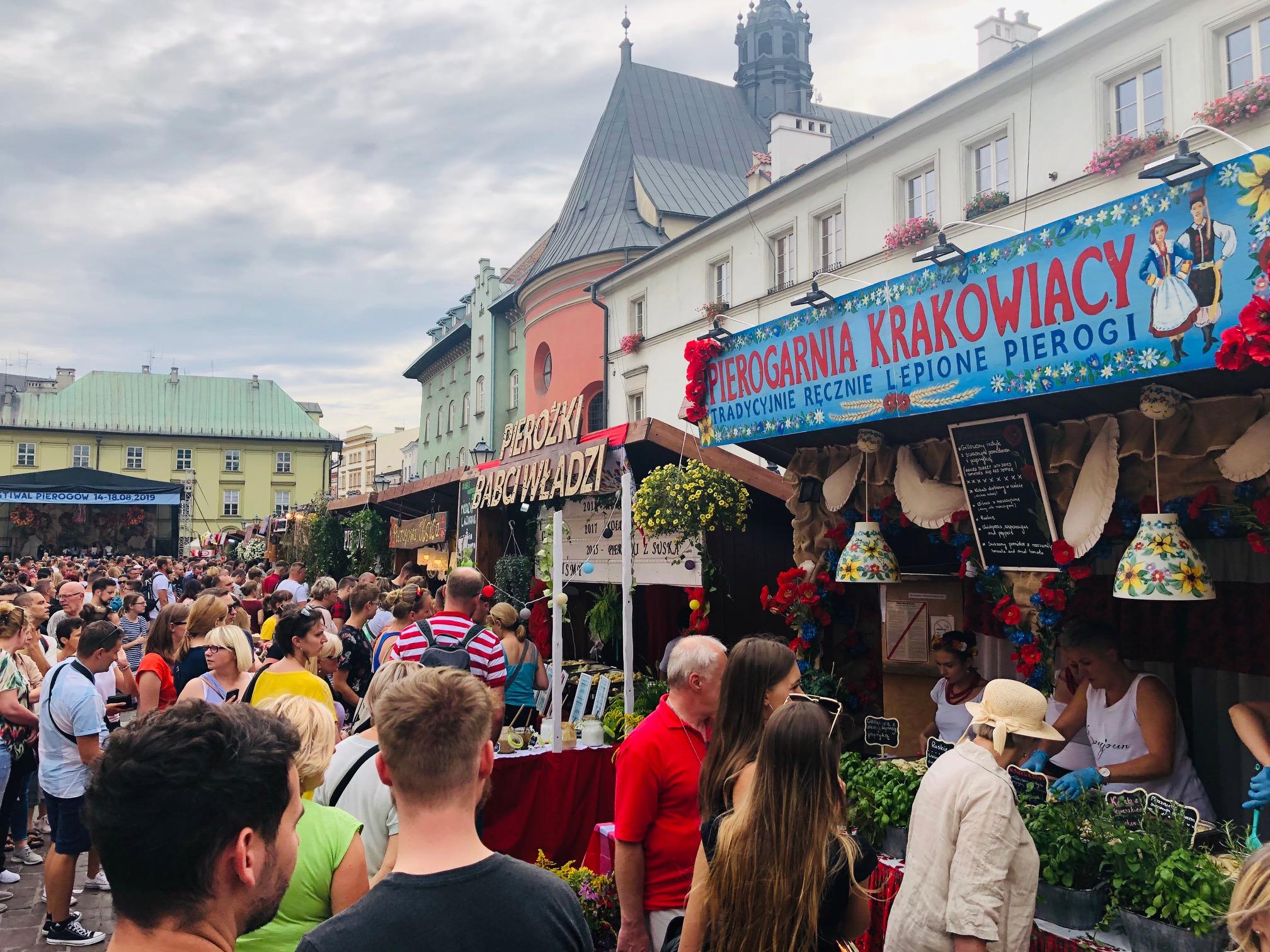 Pierogi-Festival-Krakau