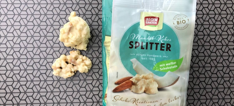Rosengarten-Mandel-Kokos-Splitter
