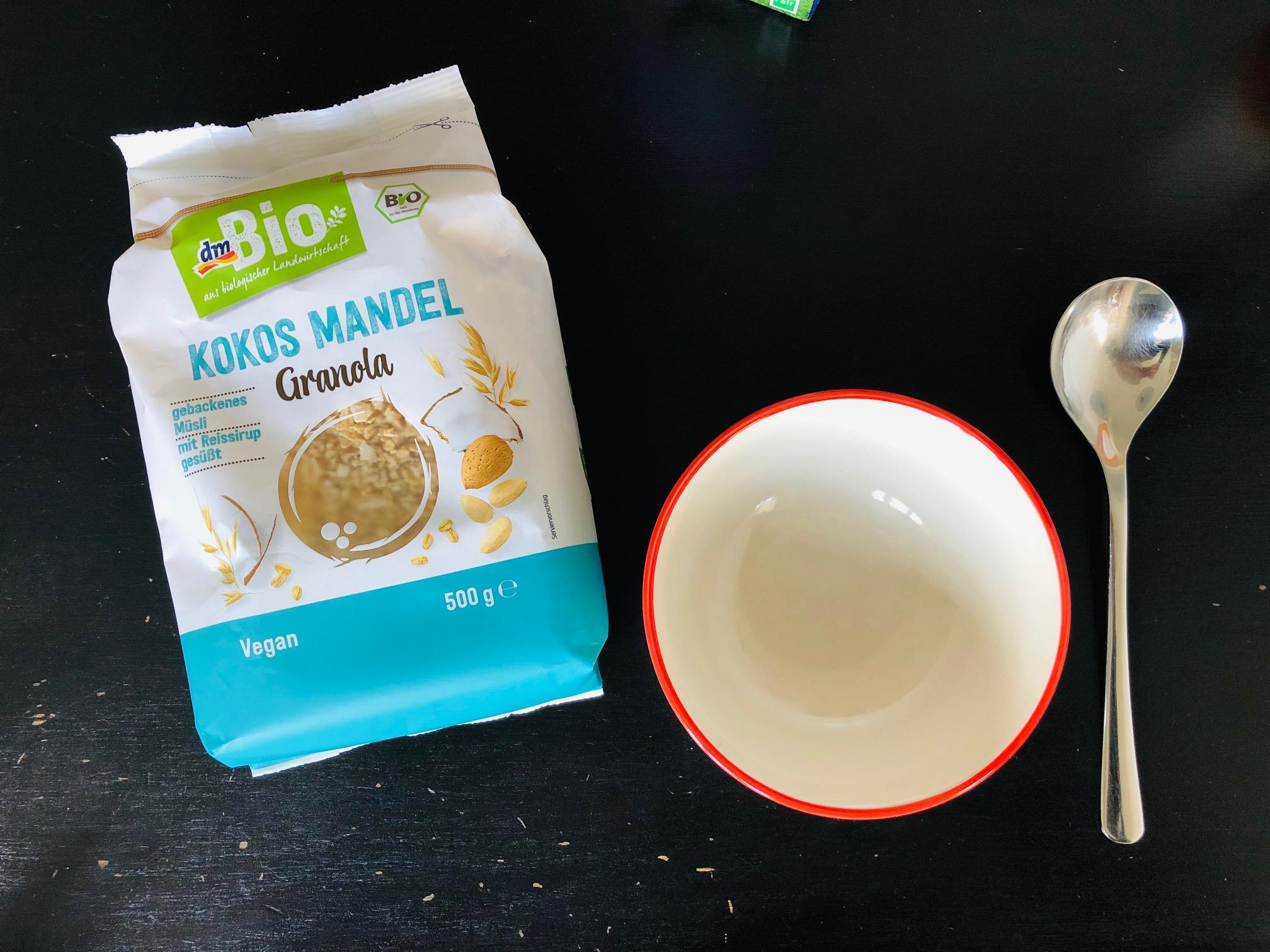 dmBio-Kokos-Mandel-Granola