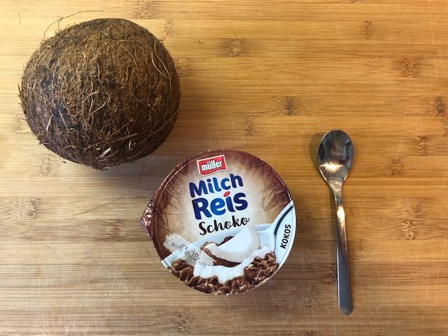 Müller-Milchreis-Schoko-Kokos