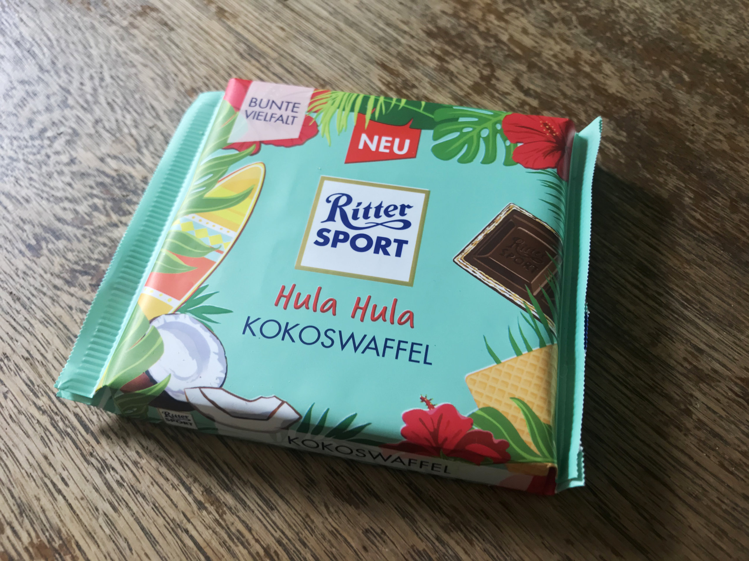 Ritter Sport Hula Hula