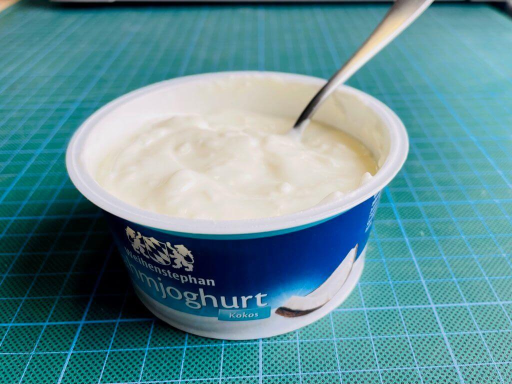 Weihenstephan-Rahmjoghurt-Kokos