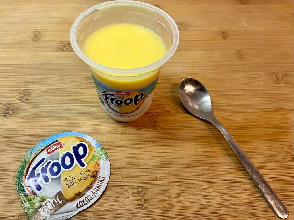 Müller-Froop-Kokos-Ananas