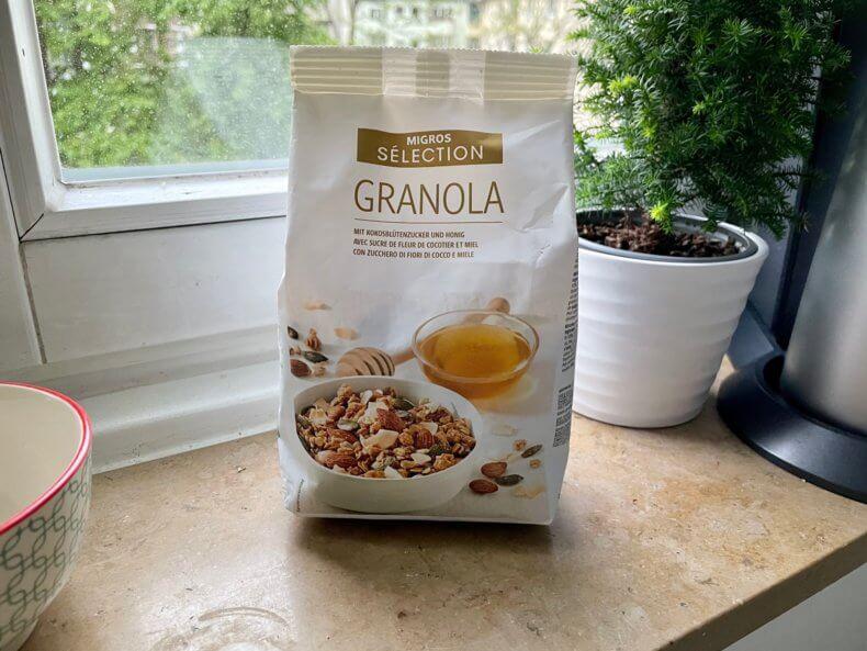 Migros-Selection-Granola